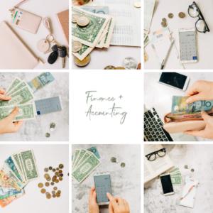 Finance + Accounting
